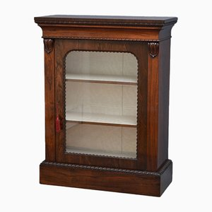 Early Victorian Rosewood Pier Cabinet