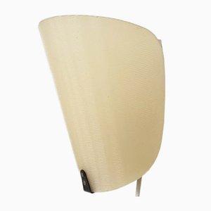 Lámpara de pared pequeña de plástico de Philips, años 60