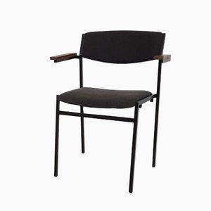 Stacking Chair by Gijs van der Sluis for Sluis Stalen Meubelen, 1960s