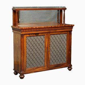 Antique William IV Coromandel Chiffonier