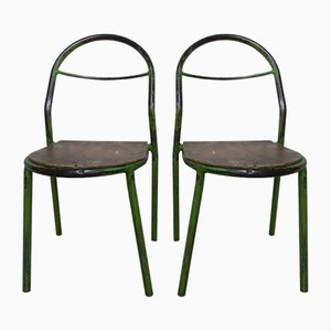 Industrial Children Chairs, 1960s, Set of 2