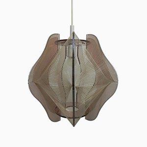 Lampe Vintage en Métal par Paul Secon pour Sompex, 1960s
