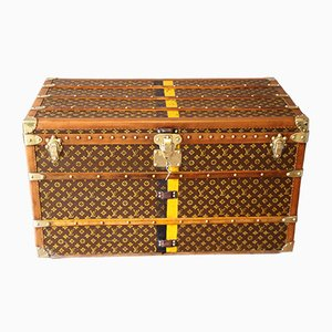 Monogram Trunk from Louis Vuitton, 1930s