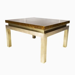 Coffee Table in the Style of Guy Lefevre for Maison Jansen, 1960s
