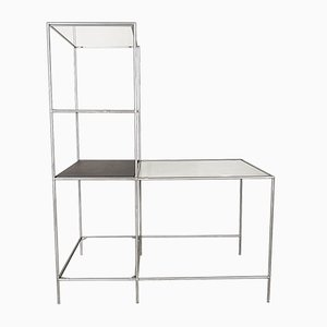 Danish Table Shelf by Poul Cadovius for Abstracta, 1980s