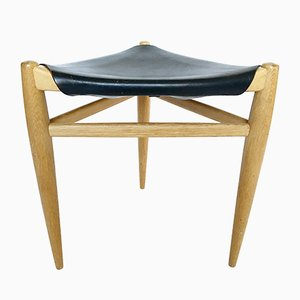 Luxus Stool by Östen Kristiansson for Luxus, 1950s