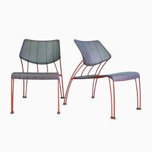 Sedie PS Hasslo di Monika Mulder per Ikea, anni '90, set di 2