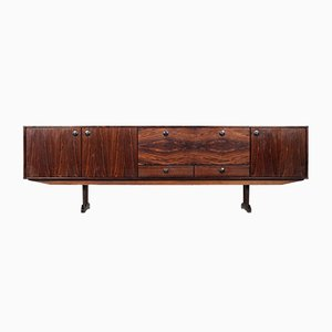 Mid-Century Dutch Rosewood Sideboard from 't Spectrum, 1970s