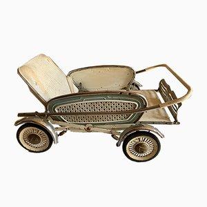 Klappbarer Mid-Century Kinderwagen