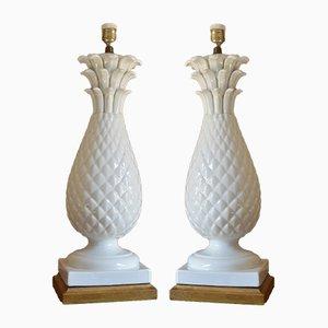 Spanische Keramiklampen von Manises, 1960er, 2er Set