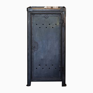 Vintage Tool Cabinet by Robert Wagner for Rowac, 1940s