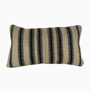 Kelim Kissenbezug mit natürlichen Farben von Vintage Pillow Store Contemporary