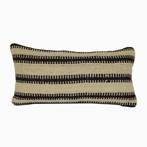 Organic Wool Kilim Pillow Cover from Vintage Pillow Store Contemporary