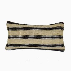 Handgefertigter gestreifter türkischer Kissenbezug von Vintage Pillow Store Contemporary
