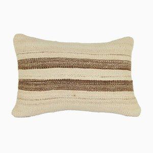 Housse de Coussin Kilim en Laine de Vintage Pillow Store Contemporary, Turquie