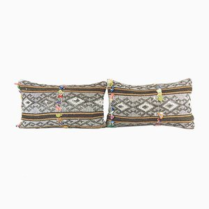 Goat Hair Kilim Pillow Covers from Vintage Pillow Store Contemporary, Set of 2