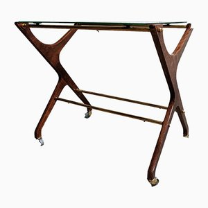 Chariot ou Table d'Appoint Vintage, Italie, 1960s