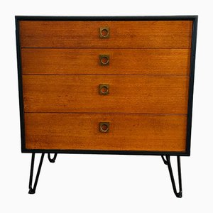 Vintage Teak Chest of Drawers by Ib Kofod Larsen for G-Plan, 1960s
