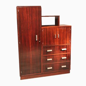 Art Deco Rosewood Commodus Cabinet, 1930s