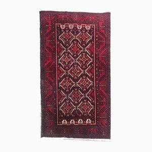 Vintage Afghan Rug, 1970s