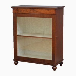 Antique Regency Mahogany Pier Cabinet
