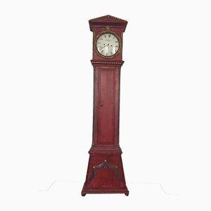 Reloj de caja alta antiguo de Bornholm