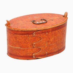 Antique Sweden Box, 1859