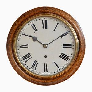 Reloj de pared alemán antiguo de Sachesenwald
