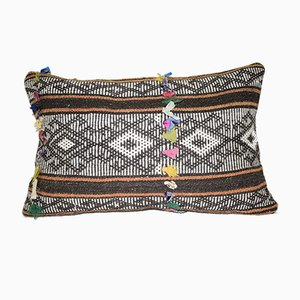 Kilim Lumbar Pillow Case from Vintage Pillow Store Contemporary