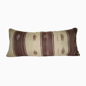 Woven Kilim Pillow Cover from Vintage Pillow Store Contemporary
