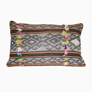 Goat Hair & Wool Kilim Pillow Cover from Vintage Pillow Store Contemporary