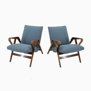 Armchairs from Tatra, 1970s, Set of 2