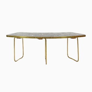 Vintage Boomerang Coffee Table by Berthold Müller, 1950s