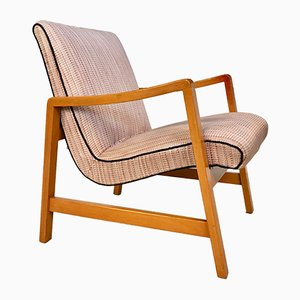 Vostra 602 Easy Chair by Jens Risom for Knoll, 1950s