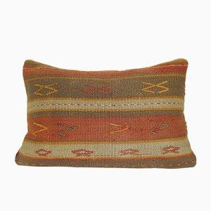 Türkischer Outdoor Kelim Kissenbezug von Vintage Pillow Store Contemporary