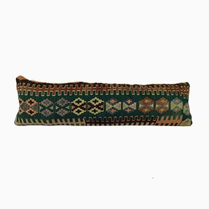 Funda de cojín para banco alargada de kilim de Vintage Pillow Store Contemporary