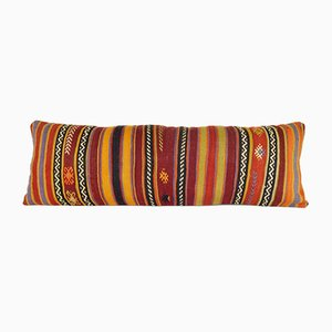 Bohemian Wool Kilim Pillow Cover from Vintage Pillow Store Contemporary