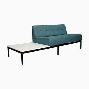 Sofa aus der 070-Serie mit Marmortisch von Kho Liang Ie für Artifort, 1960er