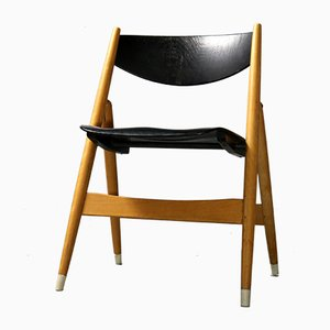 Vintage SE 18L Folding Chair by Egon Eiermann for Wilde+Spieth, 1950s