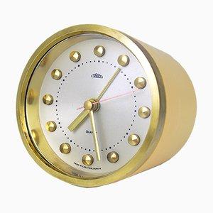 Horloge Électronique Hollywood Regency Tchécoslovaque de Prim, 1970s