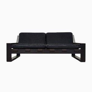 Brutalistisches 2-Sitzer Sofa von Sonja Wasseur, 1970er