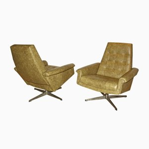Lounge Chairs from Karna Marianské Lázně, 1960s, Set of 2