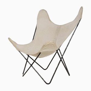 BKF Butterfly Lounge Chair by Jorge Ferrari-Hardoy for Knoll Inc. / Knoll International, 1950s