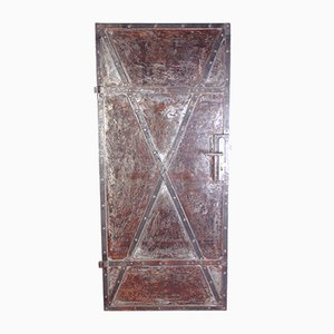 Antique Industrial Door, 1910s