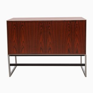 Danish Rosewood Beomaster 3000-2 Stero Cabinet with Speakers by Arne Bang for Bang & Olufsen, 1970s