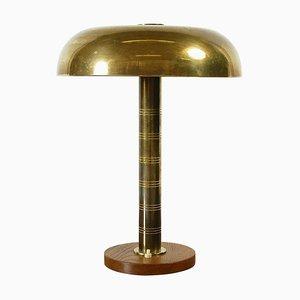 Lampada da tavolo modernista di Böhlmarks, Svezia, anni '40