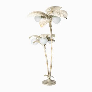 Palm Tree Floor Lamp, 1940s