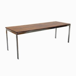 Rosewood Alpacka Bench by Gillis Lundgren for Ikea, 1960s