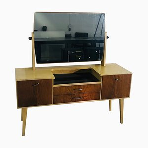 Danish Mirror Commode, 1970s