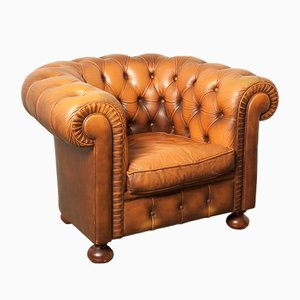 Fauteuil Chesterfield, 1970s
